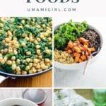 Favorite Healthy Comfort Foods Pin _ Umami Gi