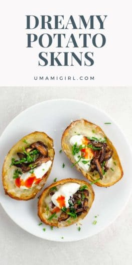 Potato Skins Recipe 2 _ Umami Girl