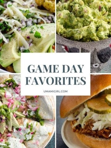 Tailgate Recipes Favorite Game Day Food