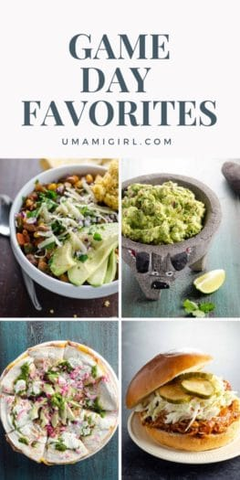 Tailgate Recipes Pin _ Umami Gi