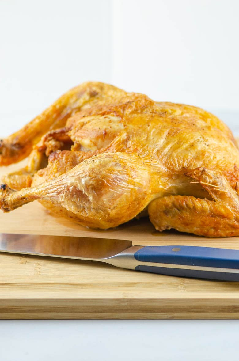The Simplest Best Roast Chicken Recipe | Umami Girl 780-2