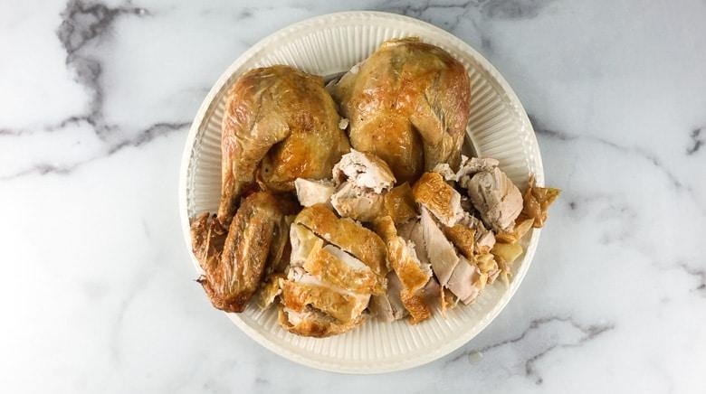 The Simplest Best Roast Chicken Recipe | Umami Girl 780-3