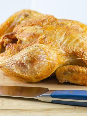 The Simplest Best Roast Chicken Recipe | Umami Girl 780