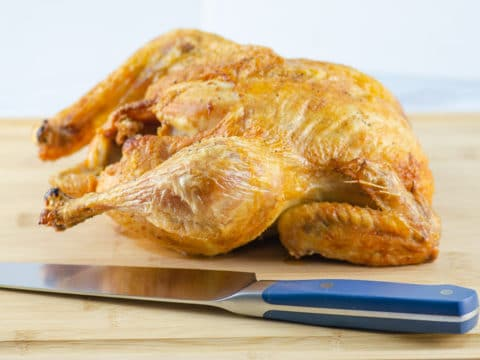 The Simplest, Best Roast Chicken Recipe in the World