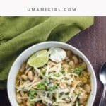 White Chili with Chicken and Beans _ Umami Girl (1)