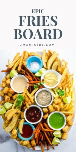 Epic Fries Board Pin _ Umami Girl