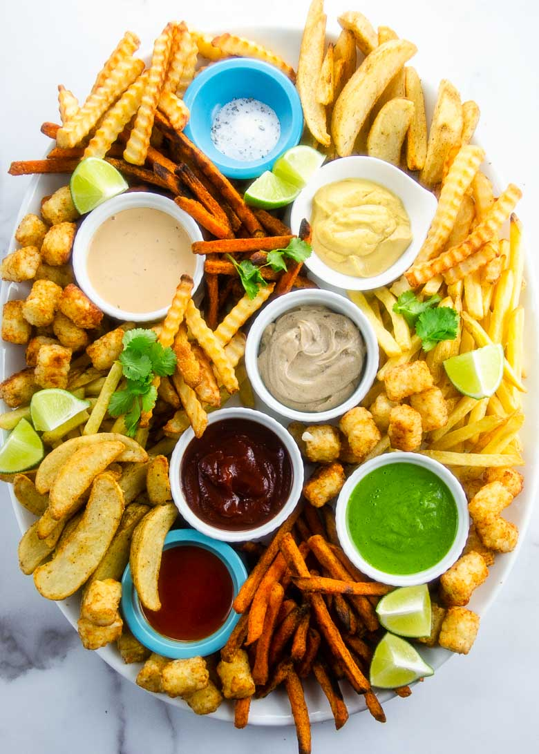 Epic Fries Board | Umami Girl 780