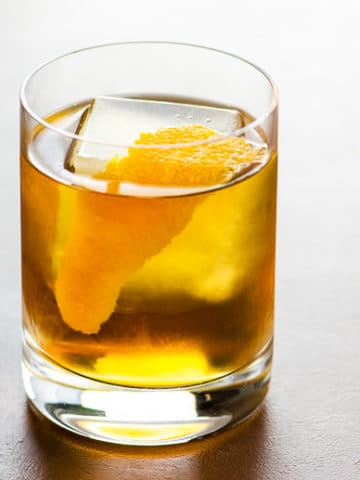 The Corduroy Rye and Cardamaro Cocktail Recipe | Umami Girl 780-2