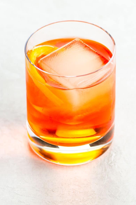 Unusual Negroni Cocktail Recipe | Umami Girl 780-2