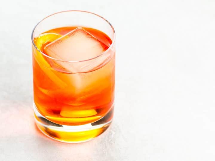 Unusual Negroni Cocktail Recipe | Umami Girl 780