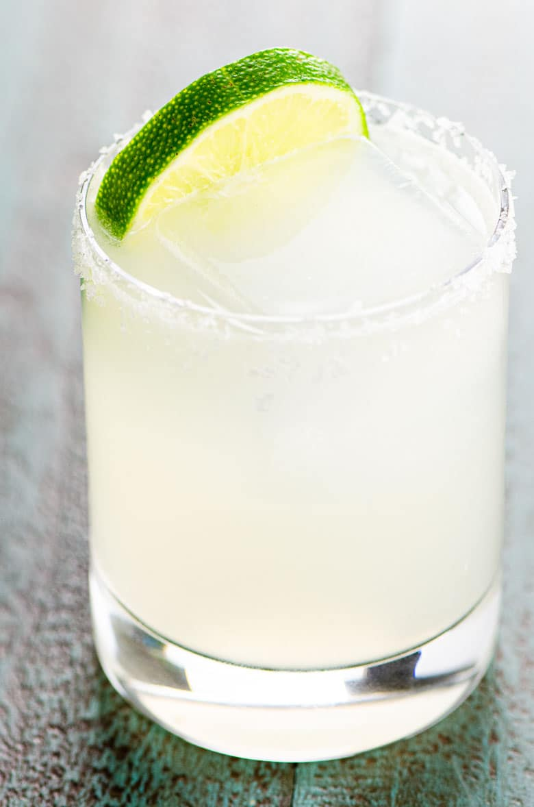 How to Make a Margarita on the Rocks | Umami Girl 780