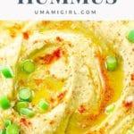 Garlic Scape Hummus Pin 2 _ Umami Girl
