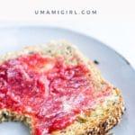 Strawberry Rhubarb Jam Pin 3 _ Umami Girl