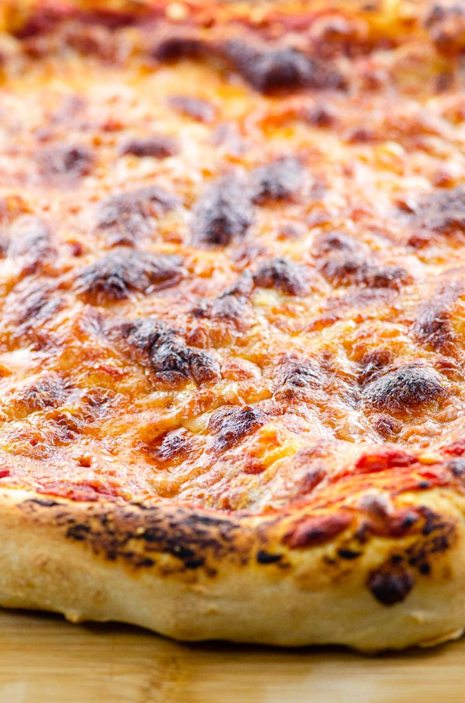 cheese pizza with new york pizza dough recipe