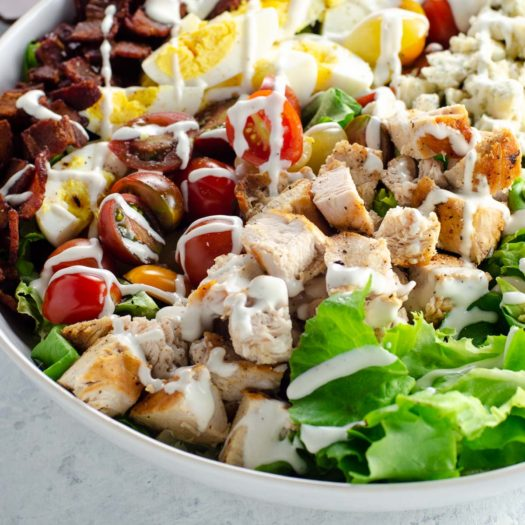 Best Salad Recipes | Umami Girl 1200