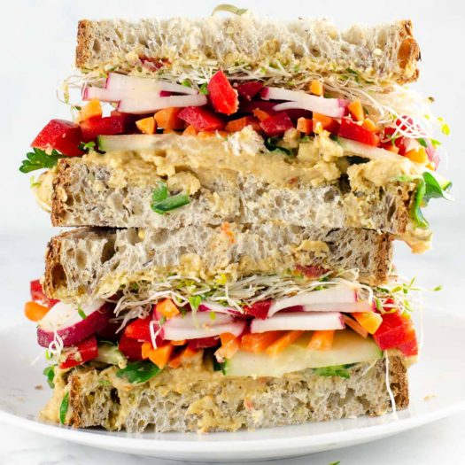 Best Sandwiches Recipes | Umami Girl 1200