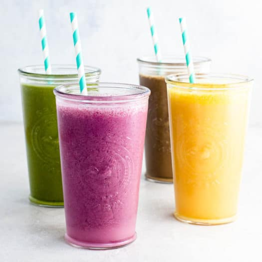 Best Smoothie Recipes | Umami Girl 1200