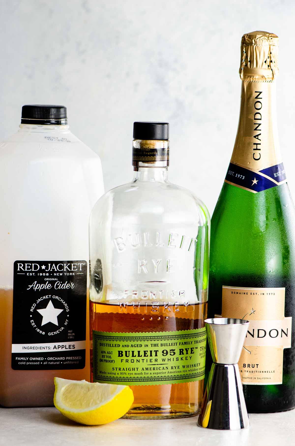 ingredients in their bottles