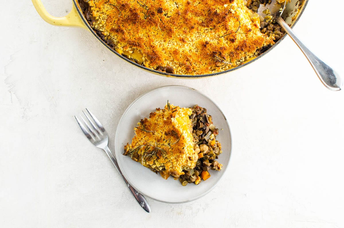 jamie oliver's vegan shepherd's pie