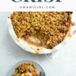 best old fashioned apple crisp recipe