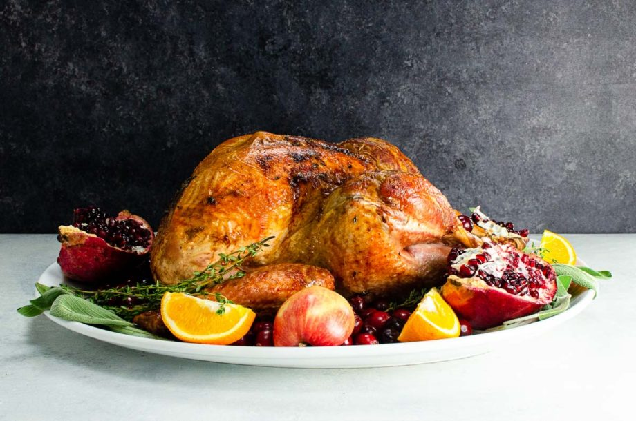 Turkey to accompany the top 10 Thanksgiving sides