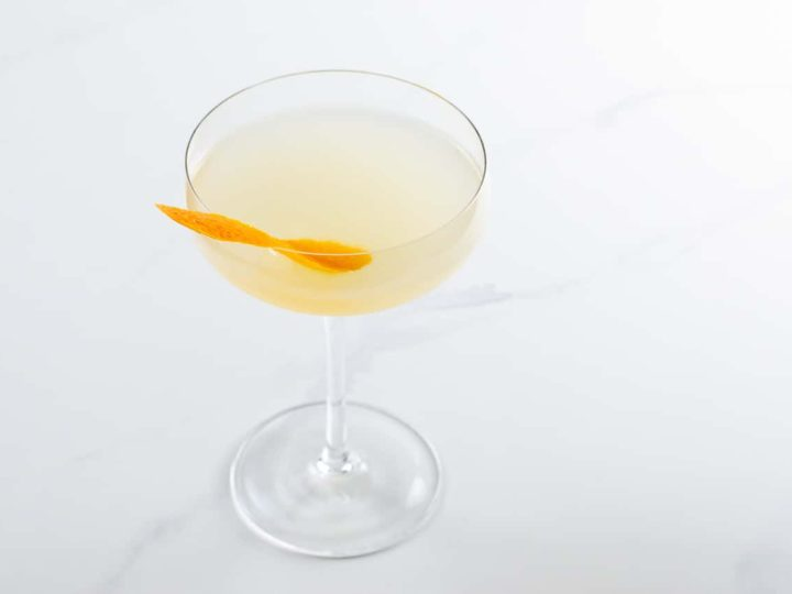 The Dumpster Fire, A Sour Gin Cocktail