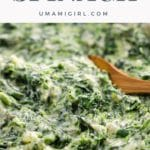 Steakhouse Creamed Spinach Pin 3