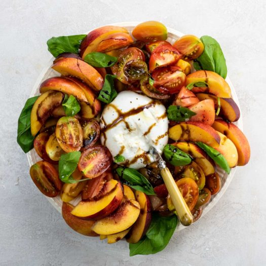 burrata caprese salad for best gluten free recipes category