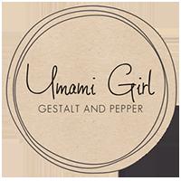 Umami Girl logo